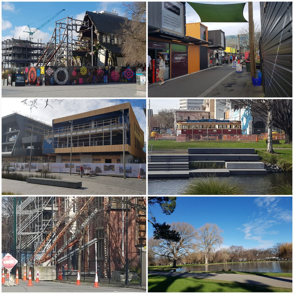 Christchurch: after the earthquake